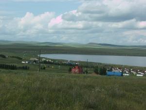 озеро Тус-Восход