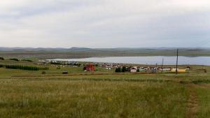 озеро Тус Хакасия-Восход