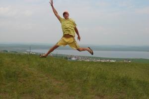 озеро Тус Хакасия-турист